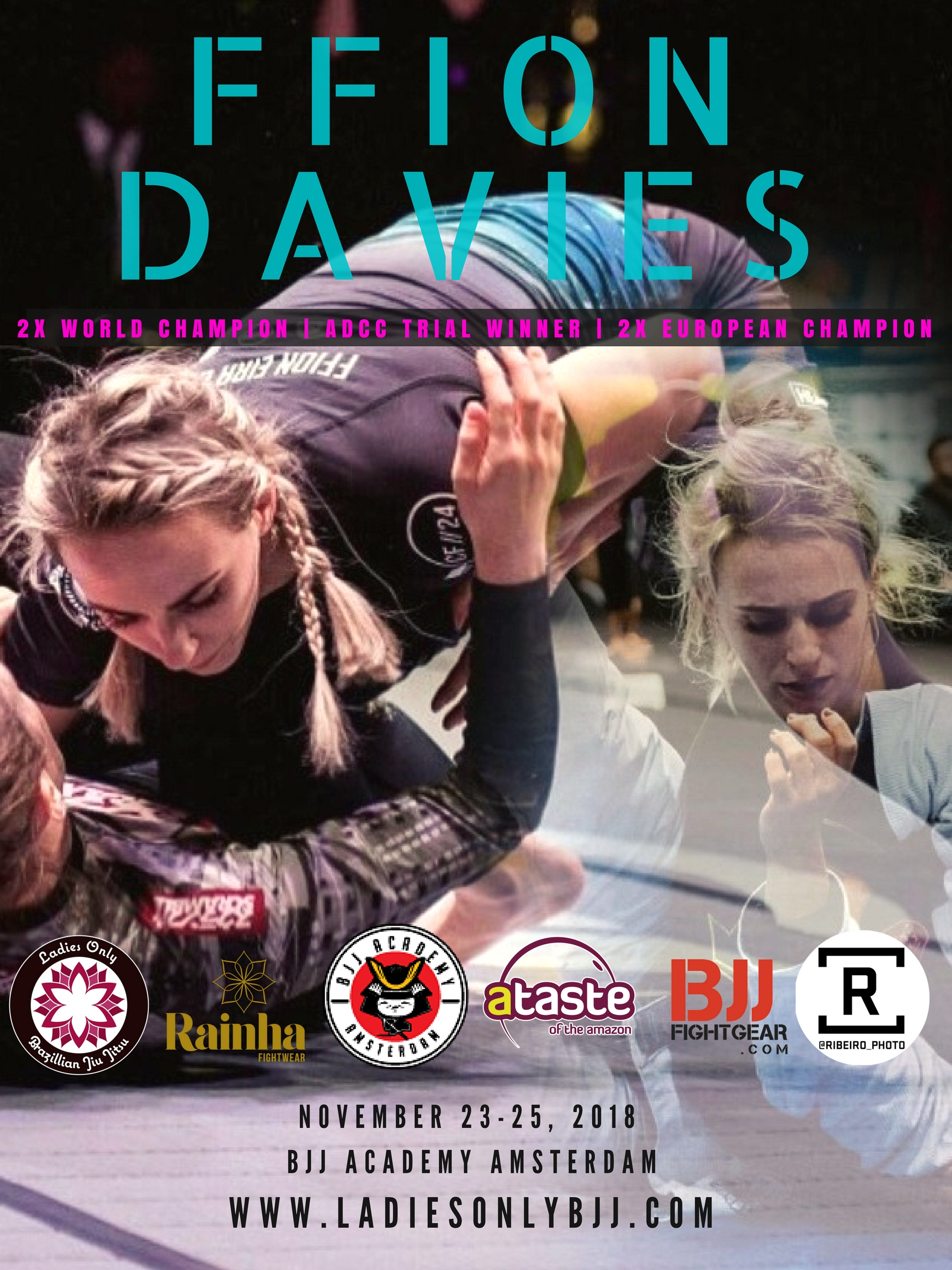 Ffion Davies Camp is sold out!